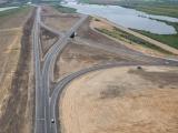 Открыт новый участок автомобильной дороги А-153 «Астрахань – Махачкала», км 106 - км 133+577